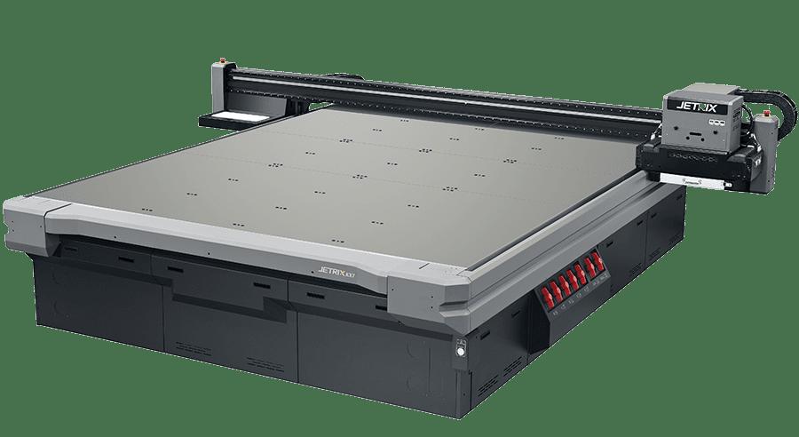 Large Format printer - UV flatbed printing
